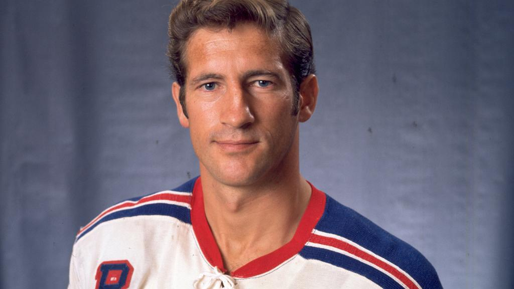 Jean Ratelle 100 Greatest NHL Players