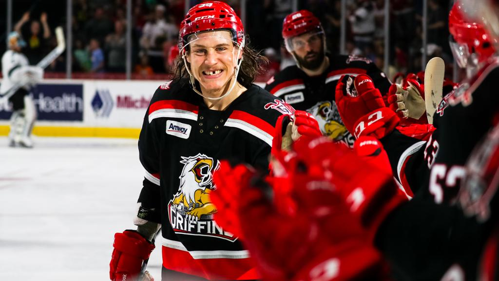 Trending Grand Rapids Griffins one game away from Calder Cup Finals