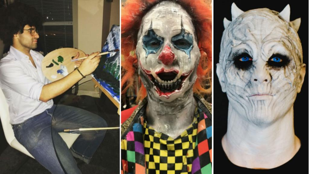 Icons, monstrous looks among NHL players\u0027 best Halloween costumes