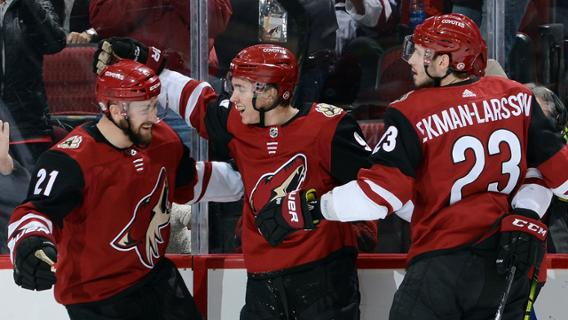 Official Arizona Coyotes Website NHL