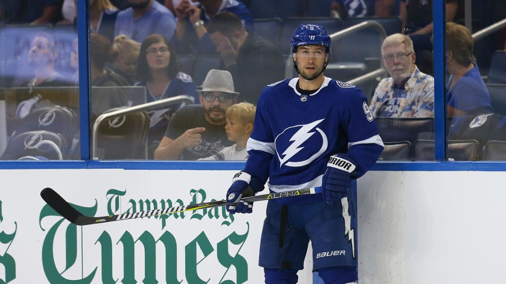 Lightning Depth At Forward Makes Coaching Decisions Challenging