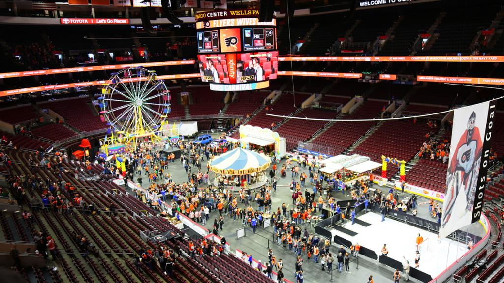 2018 Flyers Wives Carnival