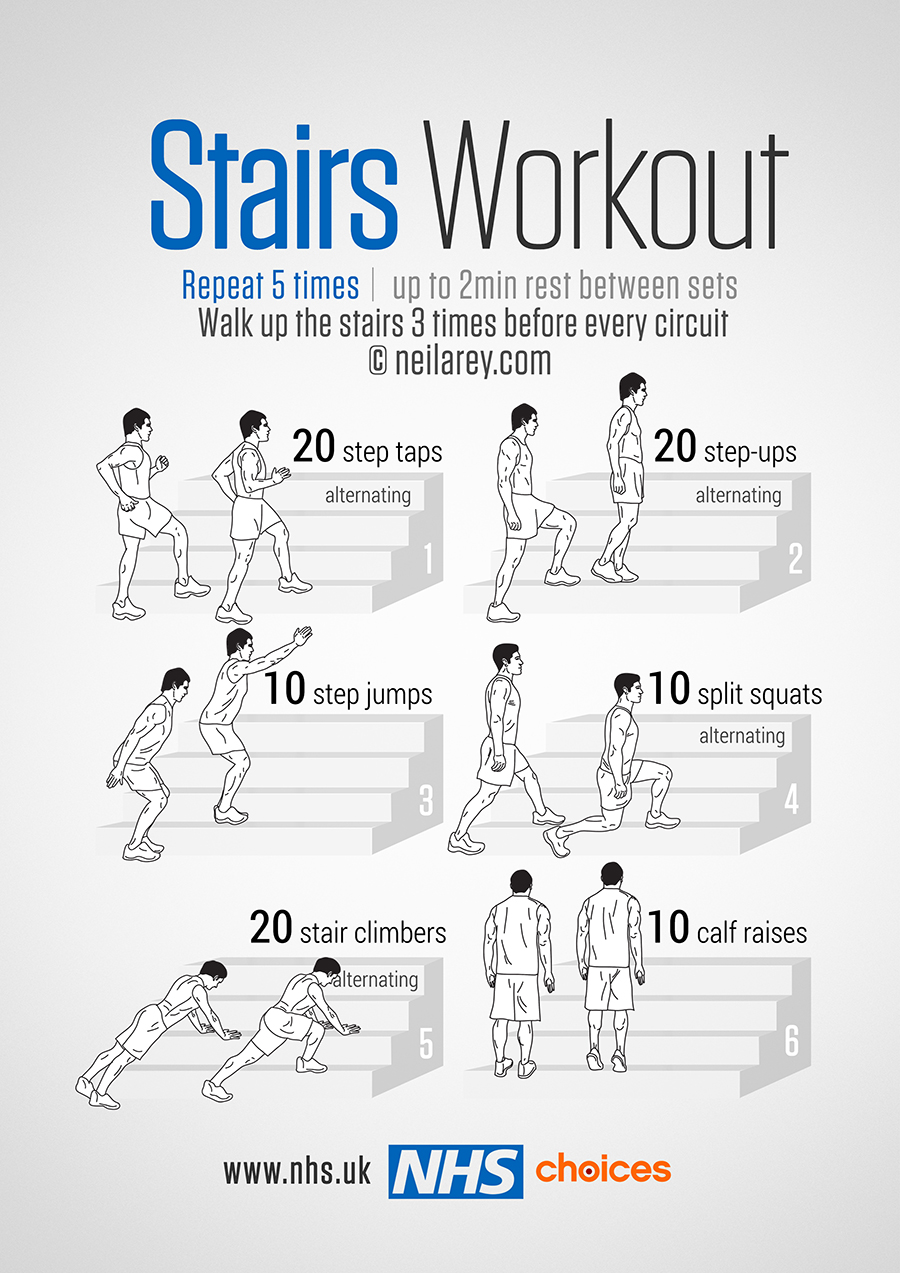 Sofa Workout Gym Free Workouts Nhs