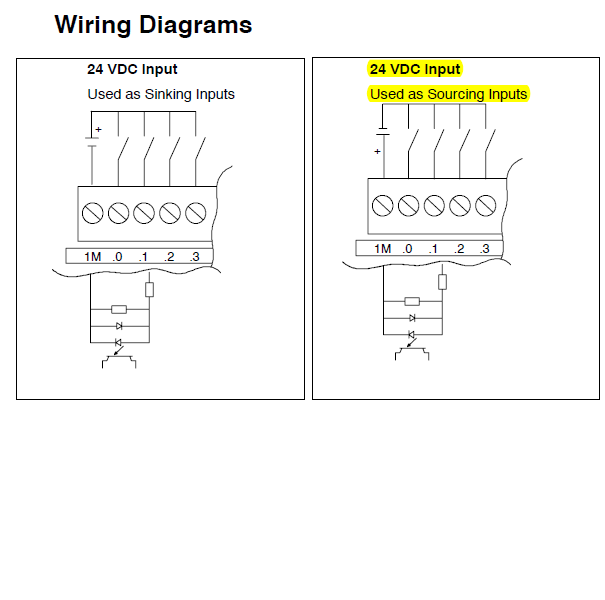24vdc relay module wiring diagram