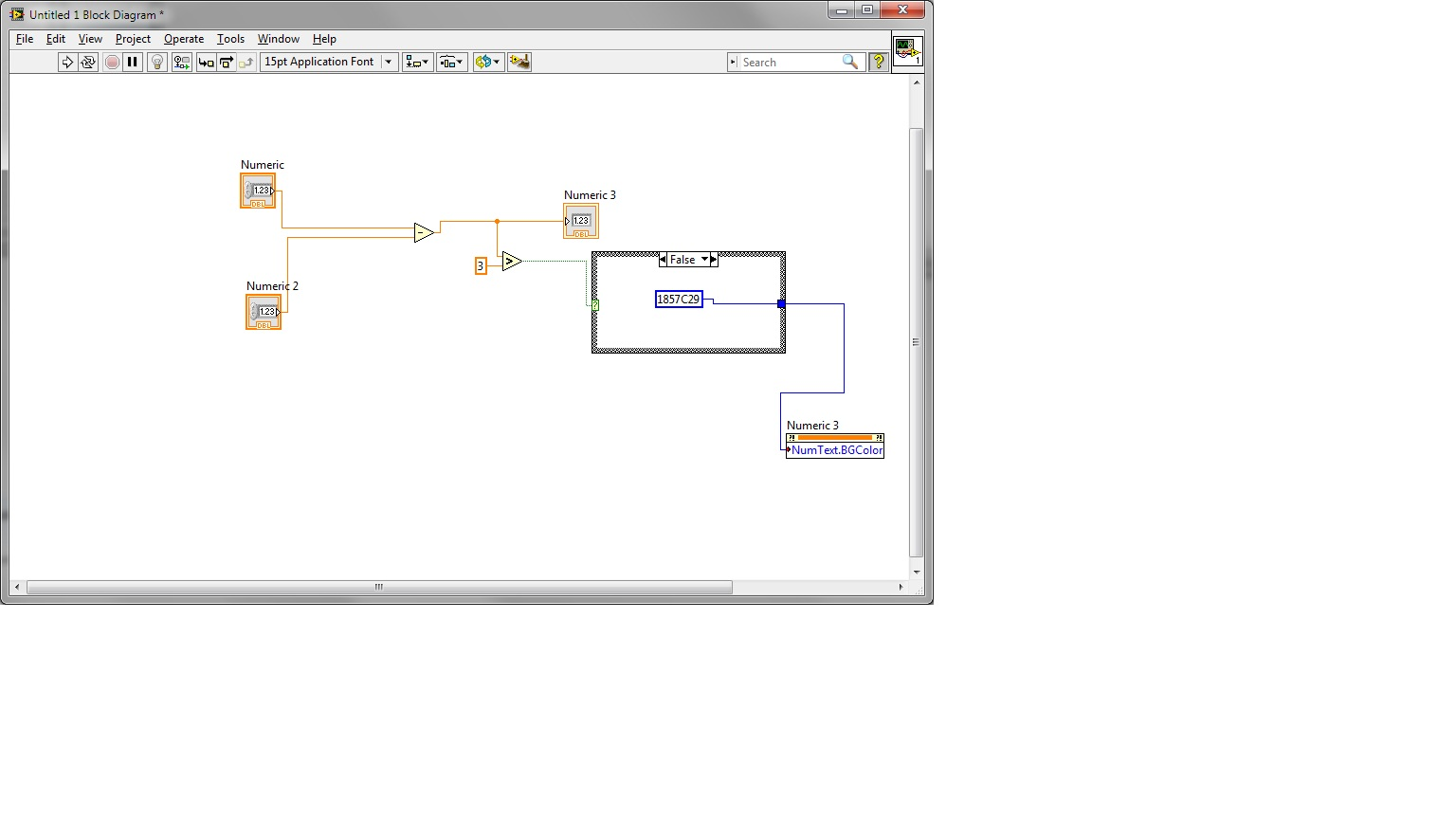print block diagram labview