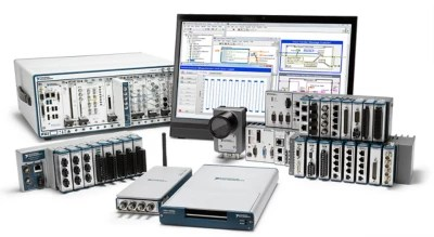 Compactrio System On Module Designing Control Applications With Data Acquisition