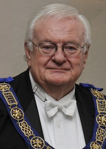 M. W. Bro. John C. Green - Grand Master of Masons of Canada in the Province of Ontario