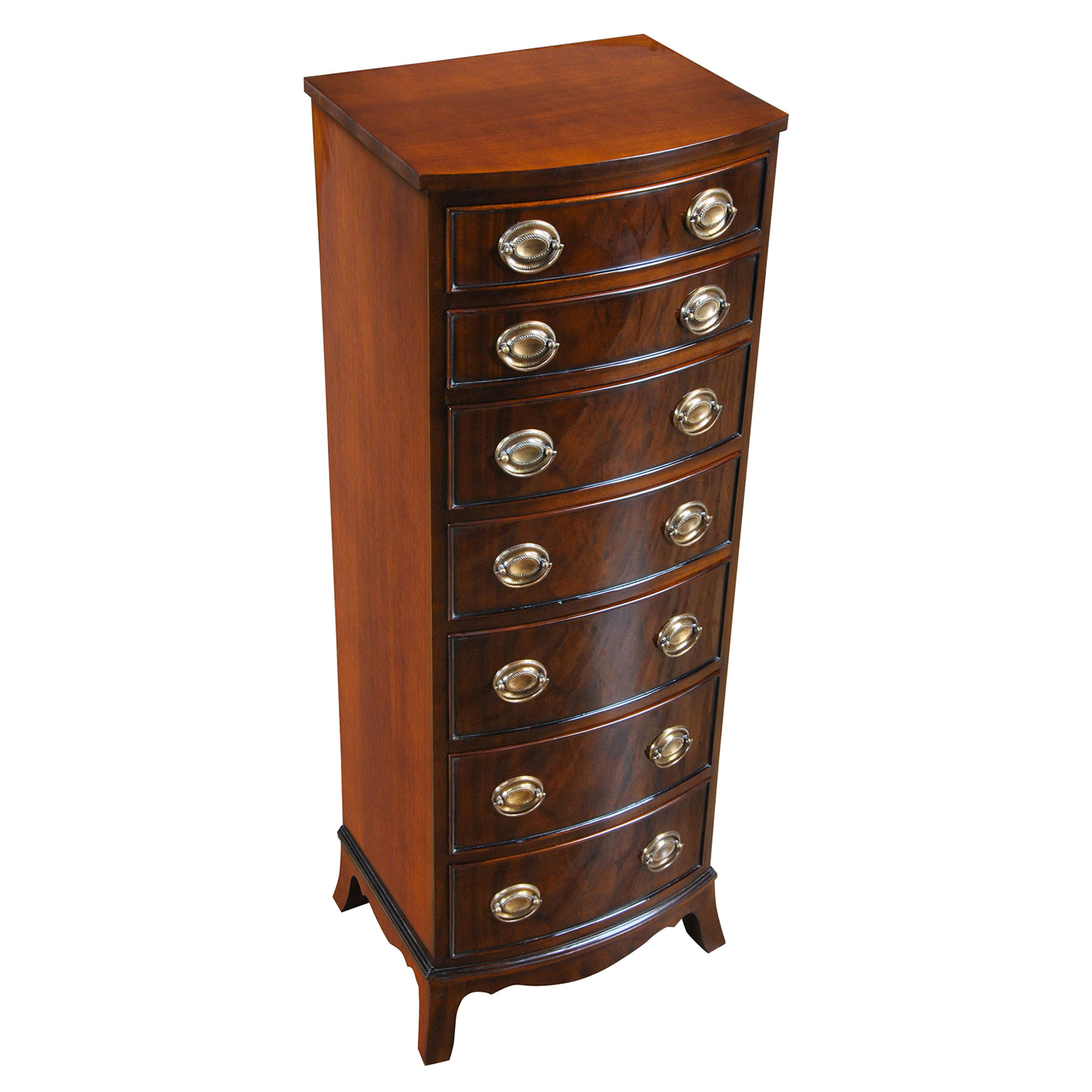 Furniture Chest Mahogany Lingerie Chest Niagara Furniture High Quality