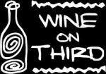 wine on third