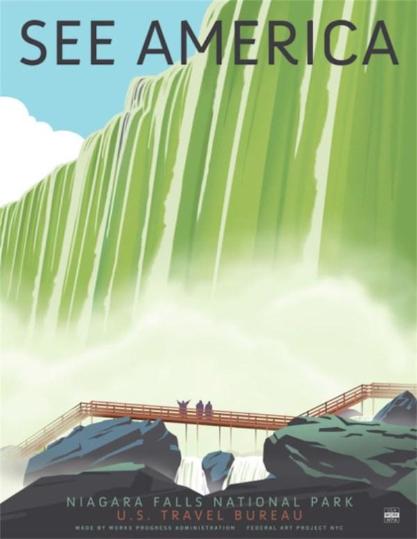 Niagara-Falls-font-b-National-b-font-font-b-Park-b-font-Travel-Vintage-Retro-Kraft