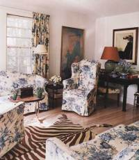 Then&Now: The Romance Of Chintz