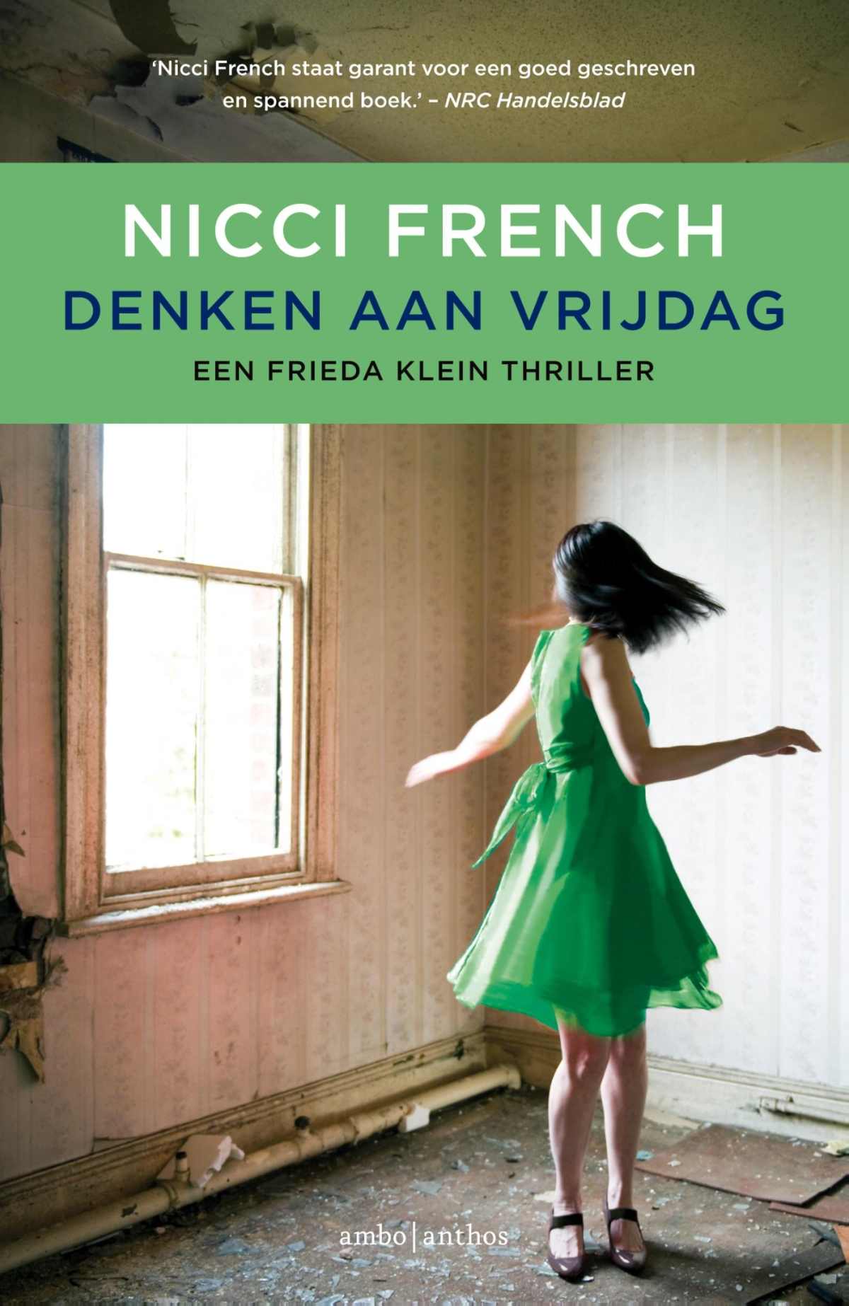 Frieda Klein Boek Template Do Not Edit Or Delete Nicci French