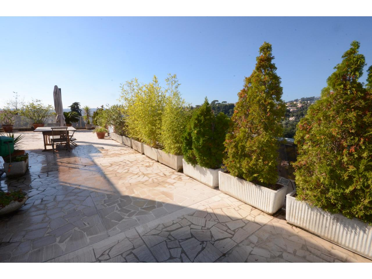 4 Pieces Toit Terrasse Nice Immobilier Nice Vue Mer Appartement Nice Toit Terrasse Vue