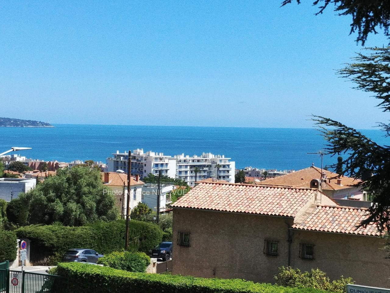 Toit Terrasse Nice Cimiez Vente Appartement Nice Immobilier Nice Vue Mer