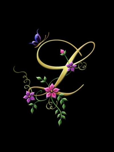 صور حروف مزخرفة , انقشي اسم حبيبك وعلقية في سلسلة - جميل × نايس