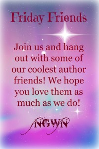 Friday Friends, guest authors, romance authors