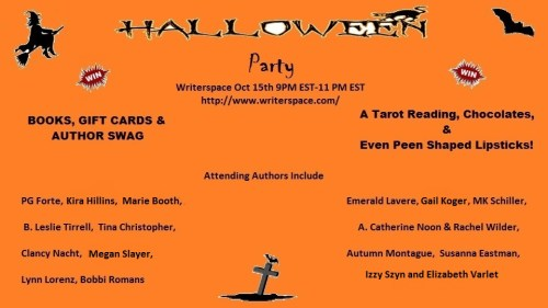 2015-10 Halloween Party Promo