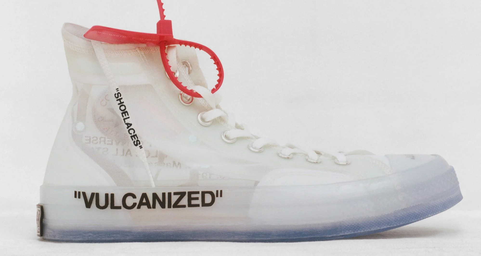 Off White Off White X Converse Chuck Taylor Release Date Nice Kicks