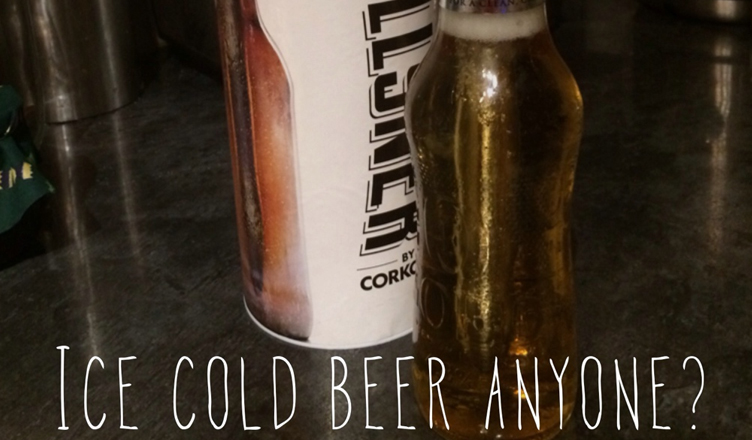 Giveaway: Chillsner Beer Cooler