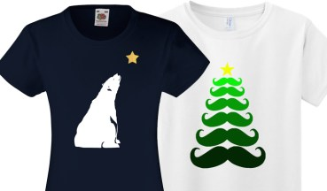 10 Great Christmas T-Shirts for Kids Who Won't Wear Christmas Jumpers!