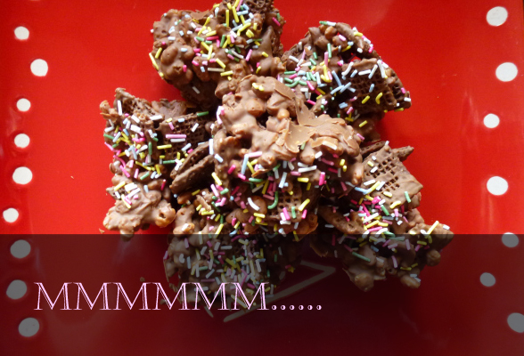 Chocolate cereal bars