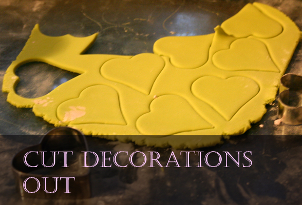 cut out cake decorations