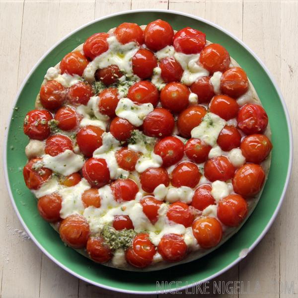 Pizza Tarte Tatin