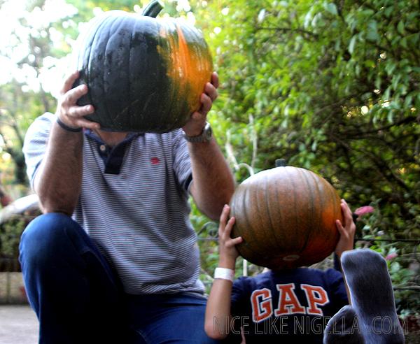 Harry Potter style Pumpkin Pasties