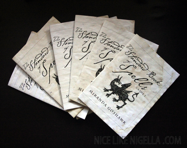 photograph about Harry Potter Spells Printable known as Harry Potter goody baggage: The Common E book of Spells and