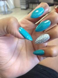 pointed nails designs tumblr : Woman Fashion ...