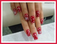 prom red nail designs : Woman Fashion - NicePriceSell.com