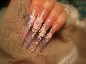 Stiletto Nails Gallery Woman Fashion Nicepricesellcom