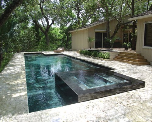 Spa De Nage Exterieur Hors Sol Geometric Swimming Pool In Your Backyard