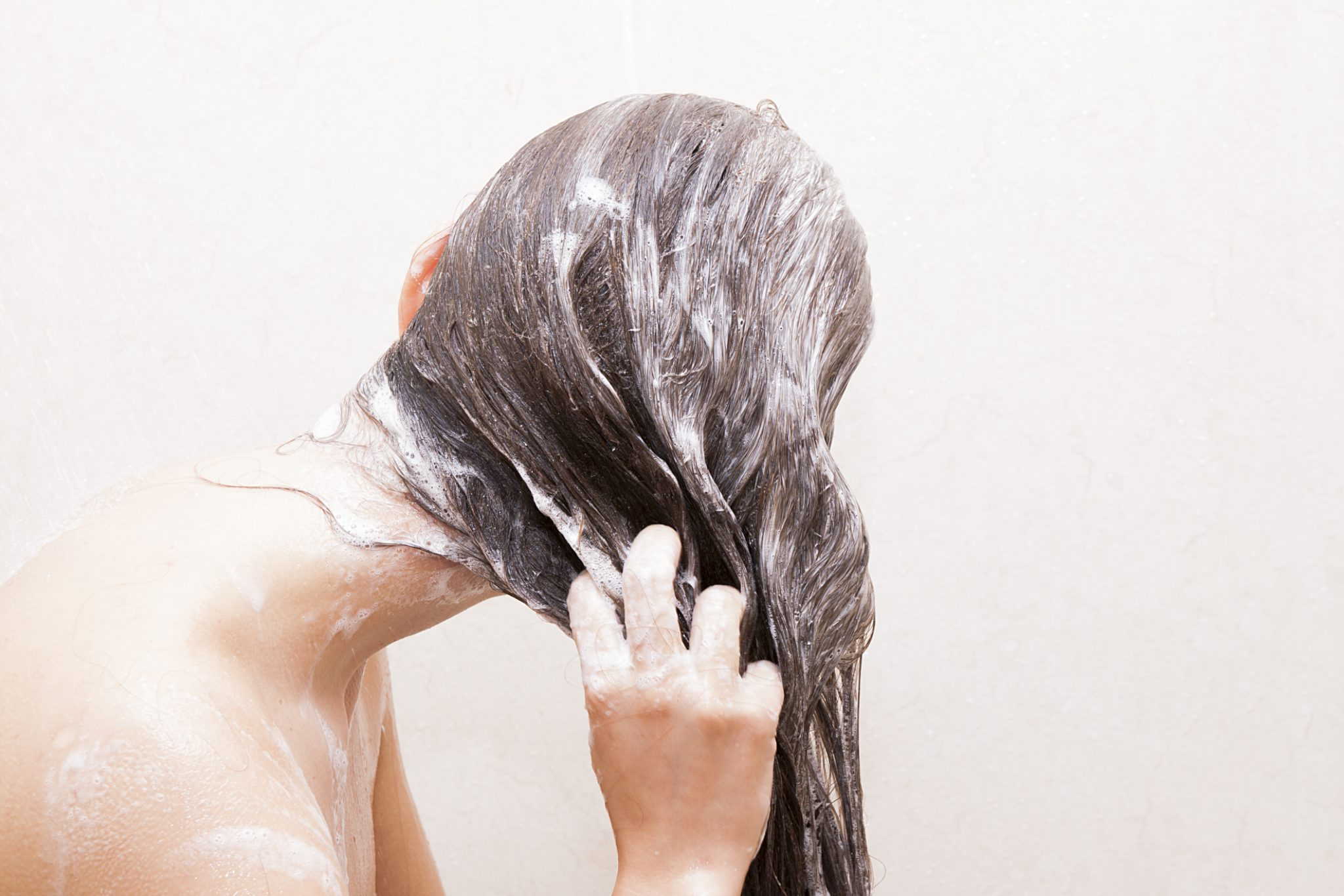 Washing Hair; how often should you wash your hair