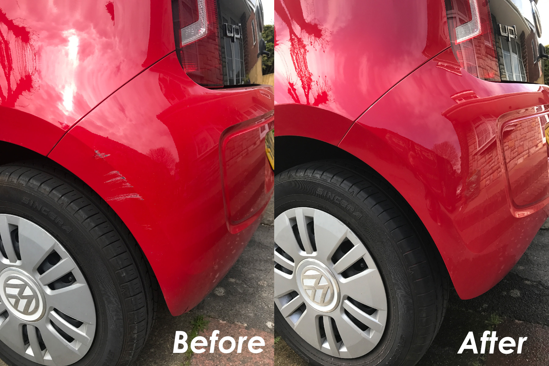 Bumper Repair Bumper Repair Page 4525477608 Nice Touch Auto Refinishing