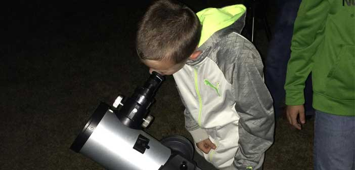 Plew Elementary 39 S Science Night Looks To The Stars