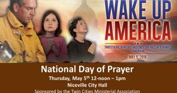 National Day of prayer Niceville