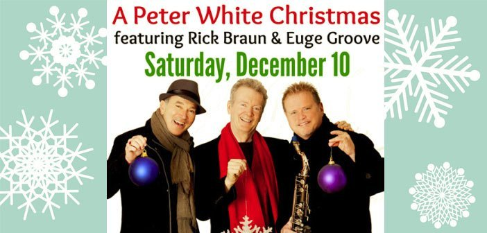 Tickets on sale for A Peter White Christmas 2016