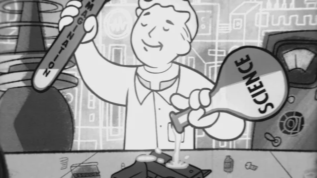 Fall Out Boy Wallpaper Mania New Fallout 4 Cartoon Focuses On Being Intelligent Niche