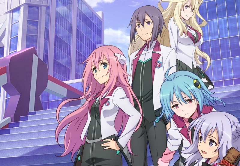 Water Wallpaper Hd Live The Asterisk War Ps Vita Game Comes West In July 2016