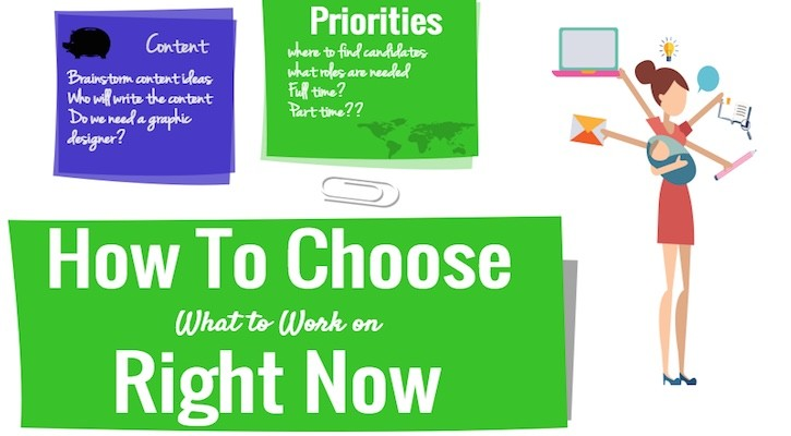 Smart People Know Their Priorities (How To Choose What To Work On