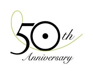 JAGAT 50th logo