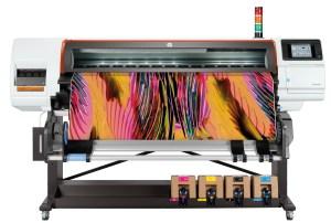 HP Stitch S500プリンター