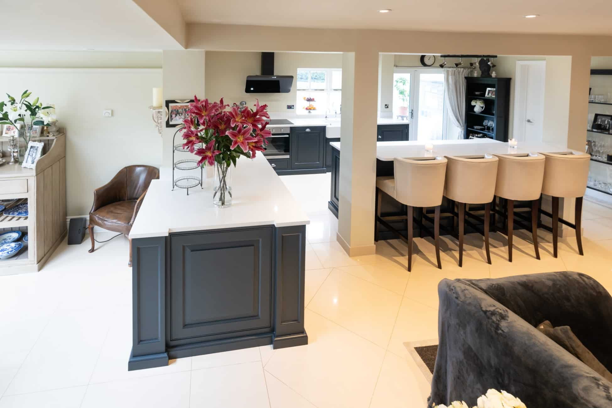 Kitchen Layout Inspiration Nicholas Bridger