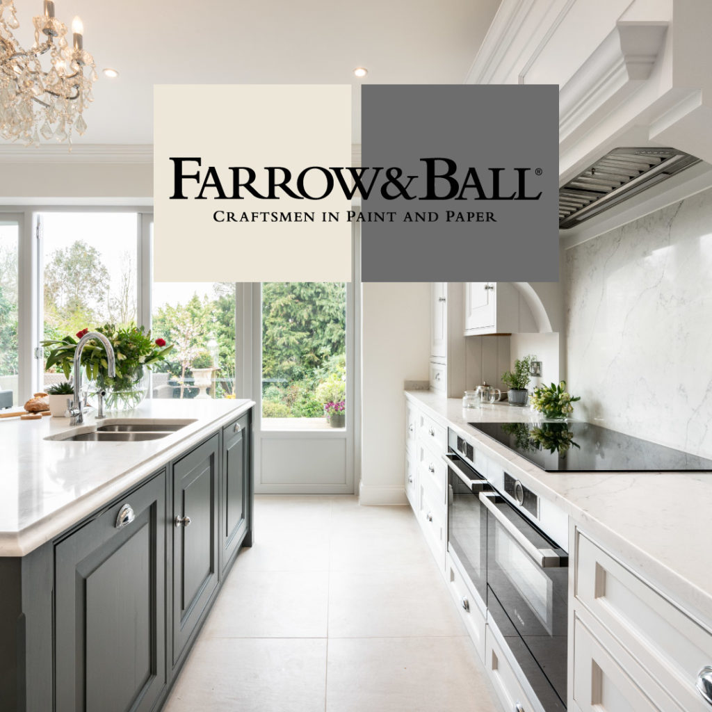 Farrow And Ball Décoration Introducing Grey Hues In The Kitchen From Farrow Ball Nicholas