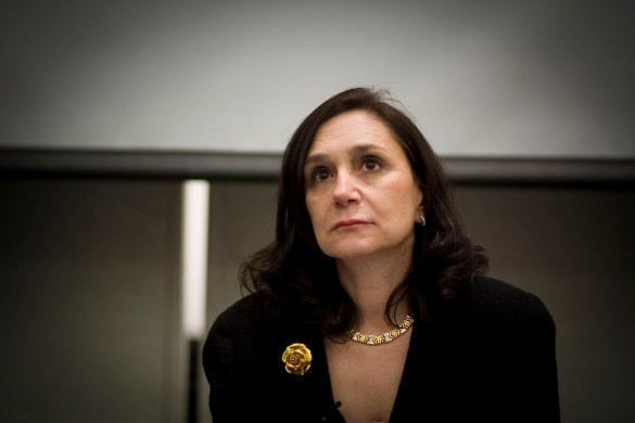 Sherry Turkle is a cultural analyst, and professor of the Social Studies of Science & Technology at the Massachusetts Institute of Technology