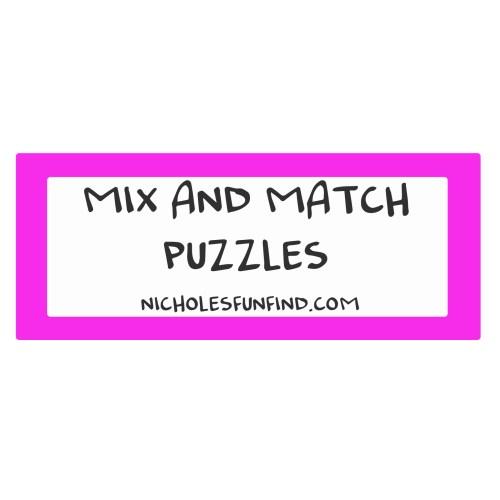 Medium Crop Of Mix And Match