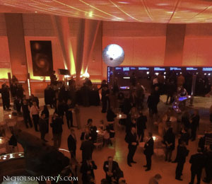 Hayden Planetarium Nicholson Events Corporate Events