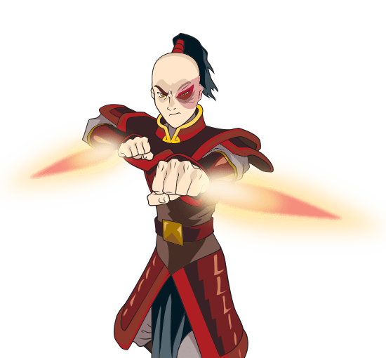 Zuko De Avatar La Leyenda De Aang Cartoon Nickelodeon
