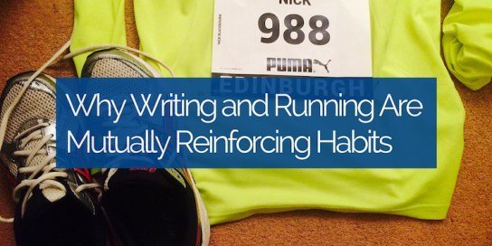 Why Writing and Running Are Mutually Reinforcing Habits